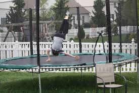heavy duty trampolines for adults how to choose a good one