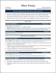 hr resume entry level human resources resume 1 hr human resources resume