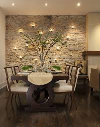 Wallpaper Accent Wall Dining Room Dining Room Transitional With - Dining room accent wall