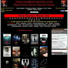 can you watch movies free online website watch free horror movies online pearltrees