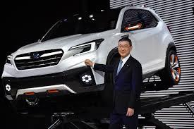 subaru viziv 2018 future subaru models auto cars
