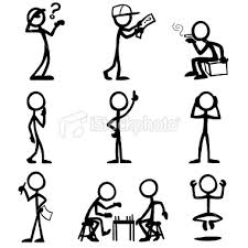Meme Clipart - inspirational thinking stick figure transparent png stickpng clip
