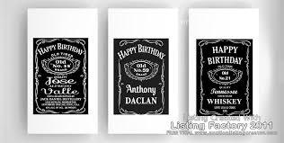 10 best images of jack daniel u0027s bottle label template jack
