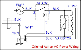 adding an inrush current reducer to an astron linear power supply