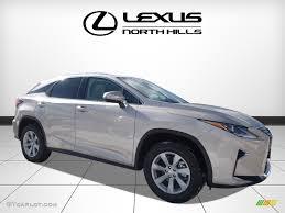 metallic lexus 2017 satin cashmere metallic lexus rx 350 awd 118482869