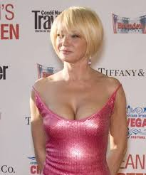 ellen barkin hair back view holy cleavage try to focus on the cute hair hair styles
