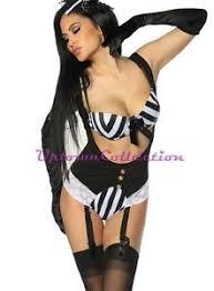 Showgirl Halloween Costume Burlesque Moulin Rouge Vegas Showgirl Halloween Dance