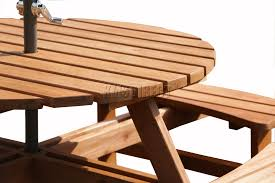 Wooden Picnic Tables For Sale Bench Pub Bench Octagonal Seater Picnic Bench Garden Furniture