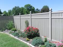 dynasty vinyl fence u2013 trost plastics