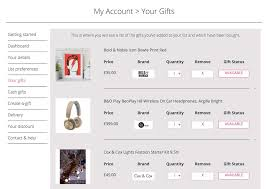 wedding gift list highly recommended the prezola wedding gift list service ten of