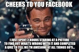 Facebook Meme Maker - leonardo dicaprio cheers meme imgflip
