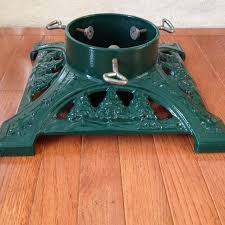 find more llbean wright green cast iron tree stand for