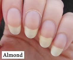 how to file your nails almond oval u0026 squoval