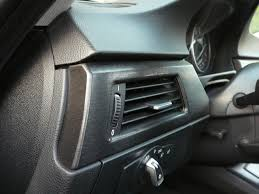 How To Vinyl Wrap Interior Trim Interior Trim Vinyl Wrap Brushed Black Metallic