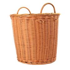 bakery basket buy foodsurv 18 x 15 synthetic bakery basket brown