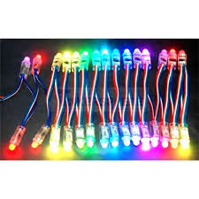 49 99 programmable lights diffused rgb led pixels
