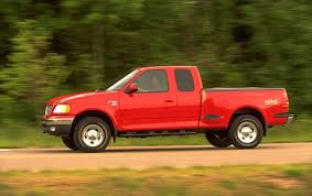 Ford F150 Truck 2000 - 2000 ford f 150 information and photos zombiedrive