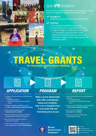 travel grants images Travel grants for ipb students international collaboration office jpeg
