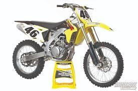 motocross action magazine mxa u0027s 2015 suzuki rm z450 motocross test