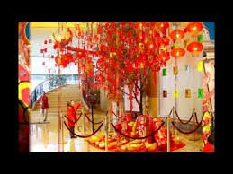 New Years Decorations Ideas by Chinese New Year Decorations Ideas For 2014 Chinese New Year Youtube