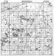 Map Of West Michigan by Township Maps Cass County Michigan
