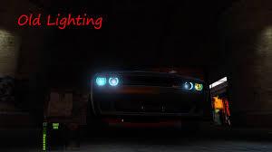 Dodge Challenger Lights - 2015 dodge challenger hellcat libertywalk kit extra gta5