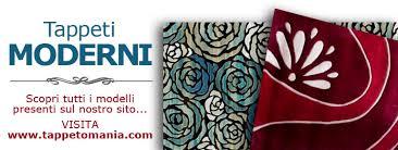 tappeti offerta on line tappeti moderni le migliori idee di design per la casa