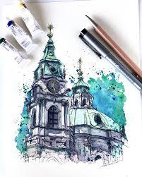 the 25 best watercolor sketch ideas on pinterest watercolor