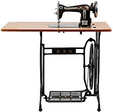 sewing machine table amazon liberty hello brather tailor round arm sewing machine black