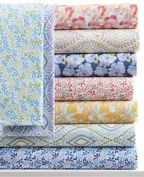 California King Flannel Sheets Bed Sheets Macy U0027s
