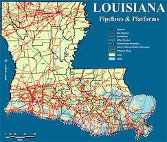 louisiana elevation map wetlands and coastal erosion