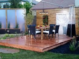 patio 9 patio deck designs ideas home design backyard deck