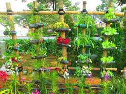 Gardening Idea Recycled Plastic Bottles Gardening Ideas Recycled Things