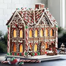 Gingerbread House Decoration Fork U0026 Bottle Gingerbread Houses Kid U0027s Holiday Cooking