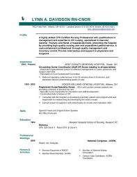 Sample Rn Nursing Resume by Sample Rn Nursing Resume Resume Cv Cover Letter Oncology Nurse