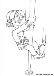 fireman sam coloring picture fireman party fireman