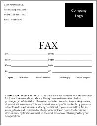 9 best images of free fax cover templates free printable fax