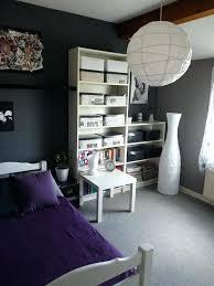 chambre violet et blanc chambre violet blanc deco chambre gris blanc mauve deco chambre