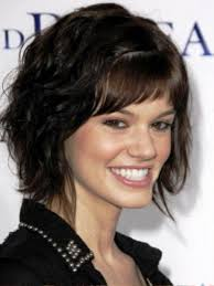 medium haircuts for curly thick hair pictures of medium hairstyles for women with thick hair