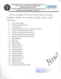 daftar pustaka merupakan format dari approval sheet cover and table of contents format for the