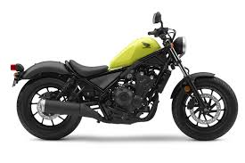 2017 honda rebel 500 and 300 first look 12 fast facts