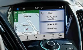 Ford Escape Upgrades - 17 18 u0027 ford escape navigation upgrade for sync 3 4d tech inc