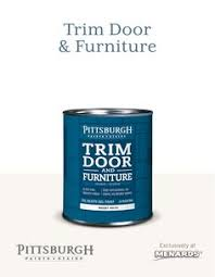 charcoal grey trim door u0026 furniture paint by pittsburgh paints and