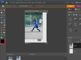 creating a sports card youtube