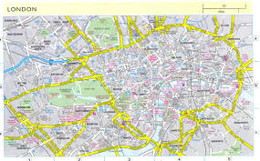 Map England by City Of London Map London City Map England