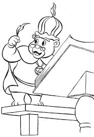 coloring robin hood coloring pages 1