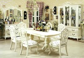 antique white dining table antique white dining room set antique white round dining room table