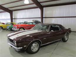 camaro berlinetta for sale 1968 chevrolet camaro z28 for sale on classiccars com 5 available