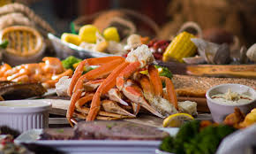 Seafood Buffets In Myrtle Beach Sc by Captain George U0027s Home