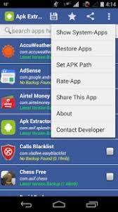 about apk apk extractor app backup android apps on play